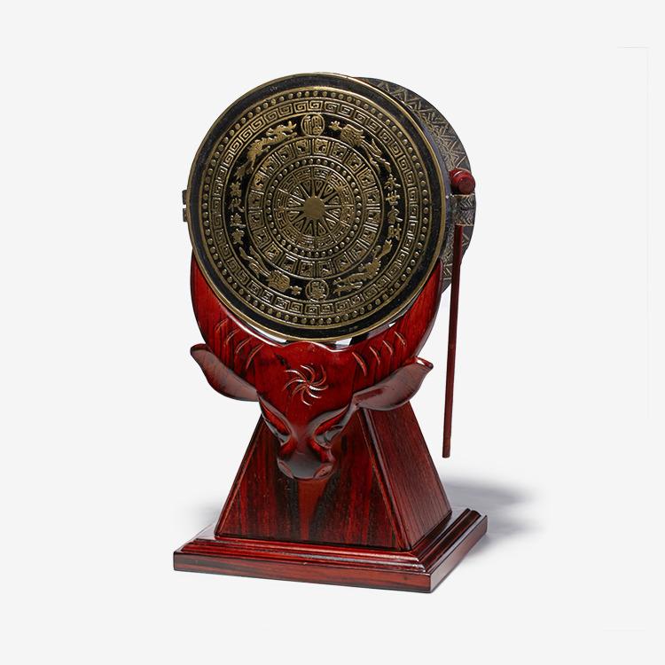 广西铜鼓,18公分广西铜鼓价格,中