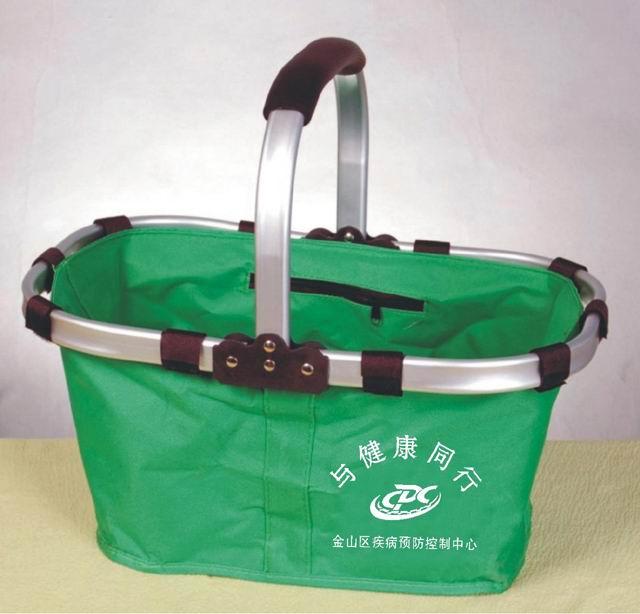 折叠篮/购物篮,小号环保菜篮子
