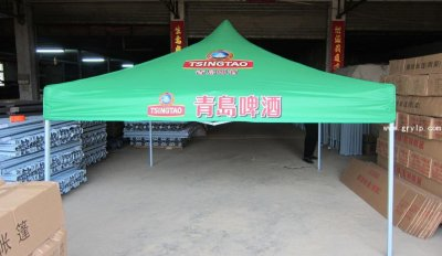 3*3米帐篷15KG重量,南宁青岛啤