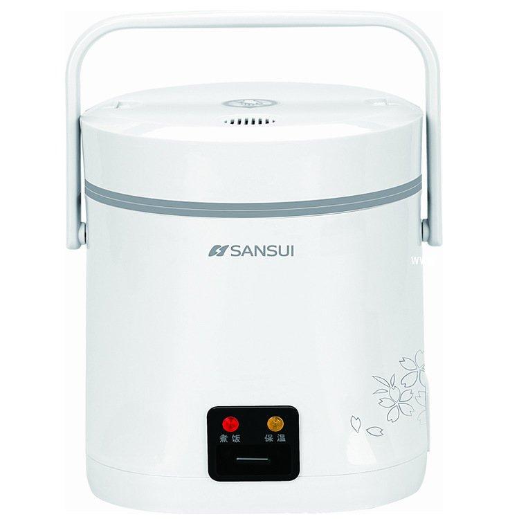 电饭煲SR-FF1130-正品山水迷你电饭煲,一键开关按钮0.8L