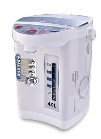 Longde/龙的LD-SP40A超长保温无氯银尚系列电热水瓶 热卖款