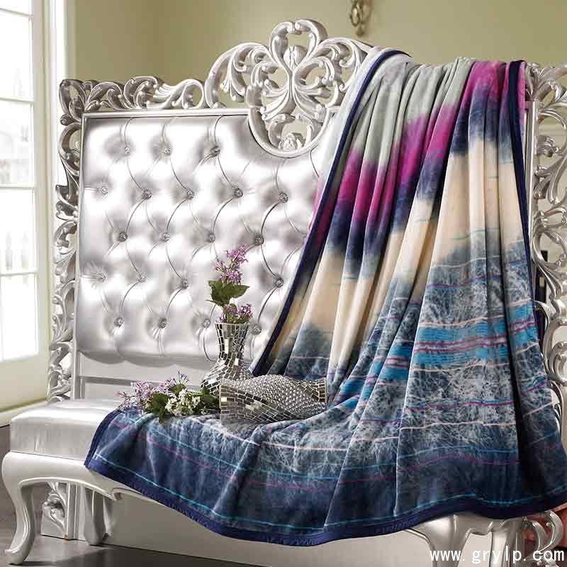 博雅风韵毯,博洋博雅风韵毯-博洋毛毯,南宁毛毯礼品批发团购