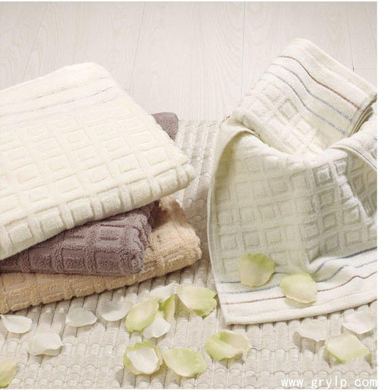 博洋雅客毛巾浴巾三件套,博洋毛