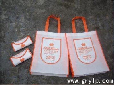 南宁环保袋定制,80克好料折叠袋